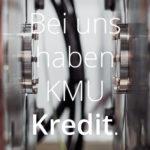 Systemcredit | Slogan Bei uns haben KMU Kredit.